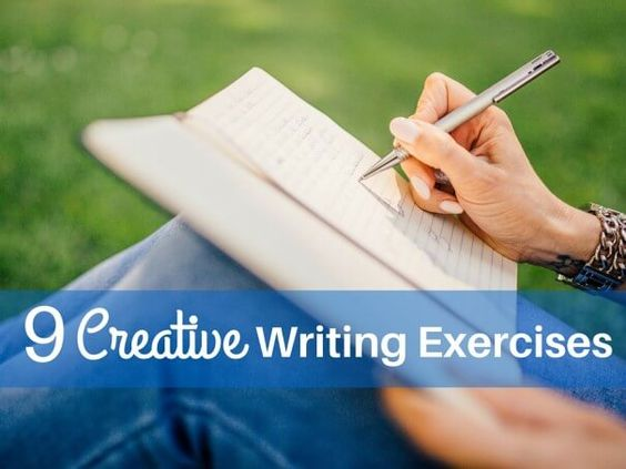 I believe there's a writer inside of all of us and these 9 essential creative writing exercises can help unlock your inner voice.