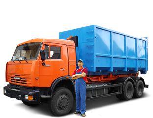 О компании - вывоз мусора в Москве и МО от 4000 руб. круглосуточно!