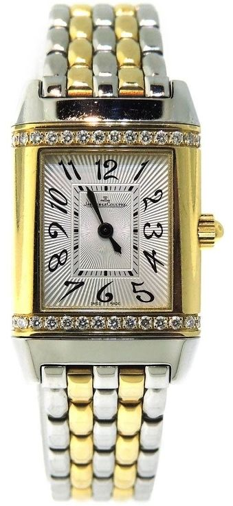 Jaeger-LeCoultre Reverso 265.51.30 Stainless Steel & 18k Yellow Gold Watch
