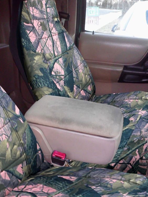 Ford Ranger Pink Trees And Car Seat Covers On Pinterest