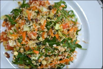 Sprouty salad
