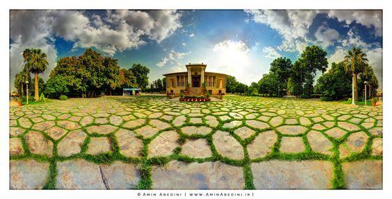 .:: Afif Abad Garden Palace ::. by Amin Abedini on 500px