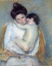 Eternal love by Mary Cassatt#artknowledge