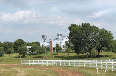 White Country Rear Landscape - John Sebastian