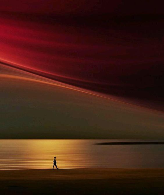 lorilana:  scent-of-me:  Yes: I am a dreamer. For a dreamer is one who can only find his way by moonlight, and his punishment is that he sees the dawn before the rest of the world.  _ Oscar Wilde       Josh Adamski