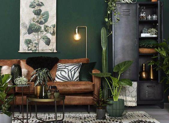 Neutral Hunter Green Living Room Furniture Tips For 2019 Living Room Colors Green Walls Living Room Living Room Scandinavian