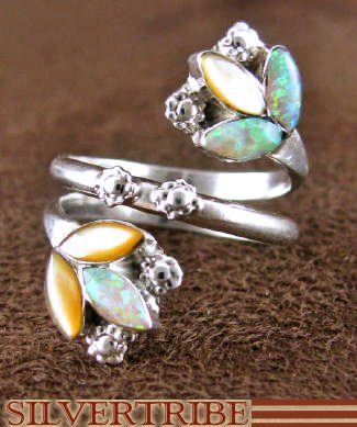 yellow mother of pearl and opal