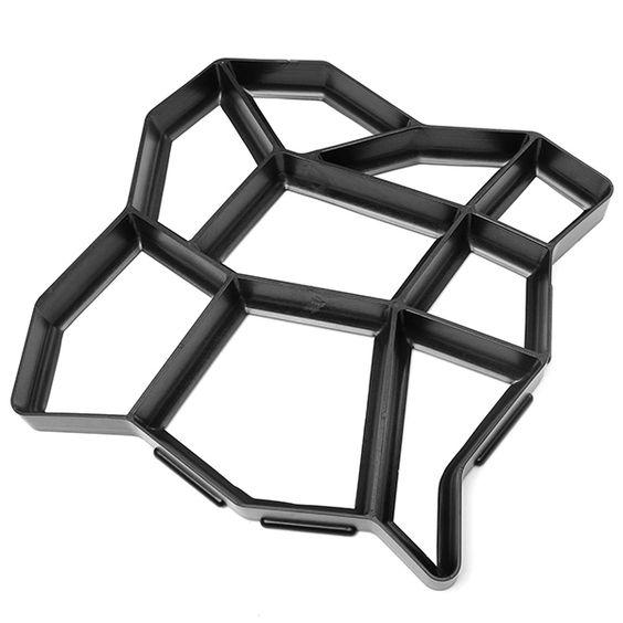 fabricante de trayectoria plástica
