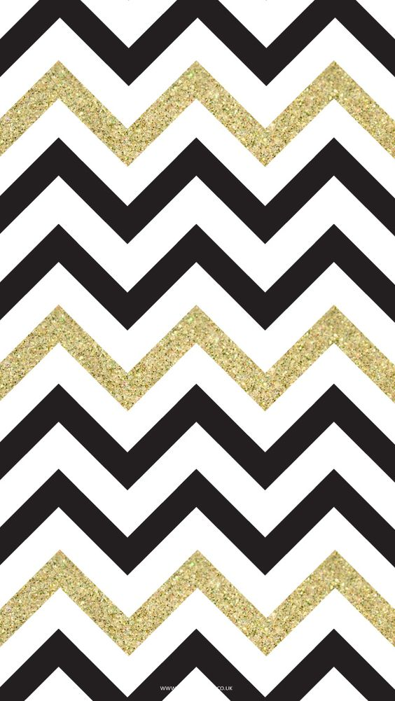 Free Black & Gold Chevron iPhone Wallpaper  http://www.dannisawthis.co.uk/iphone-wallpaper-free-downloads/