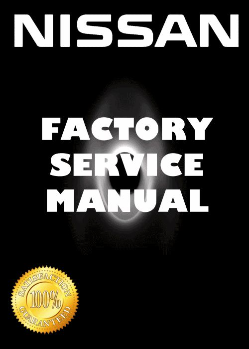 Pin Pa Nissan Service Repair Maintenance Manuals