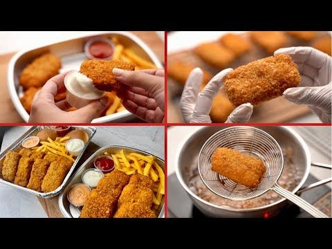 مسحب البيك ألذ دجاج مقرمش بتتبيلة رهيبة صوصات التقديم Youtube Food Yummy Food Recipes