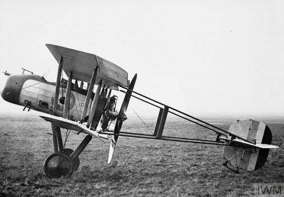 BRITISH AIRCRAFT OF THE FIRST WORLD WAR 1914-1918 ... the life expectancy of combat  pilots was 3 weeks or 60 - 65 hours of flying time.  The pilots flew flimsy motorized vehicles made of thin strips of wood, linen cloth and wire!  There were NO parachutes ~ pilots were issued a hand gun!  Also, planes could easily flip over or catch fire on landing.