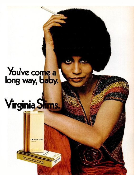 Virginia Slims, 1971.