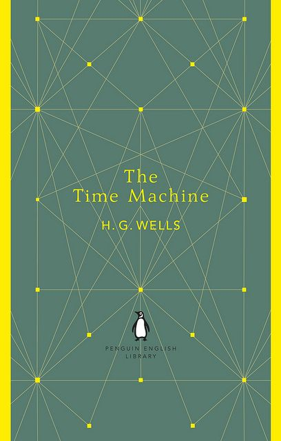 The Time Machine by H.G. Wells by Penguin Books UK, via Flickr