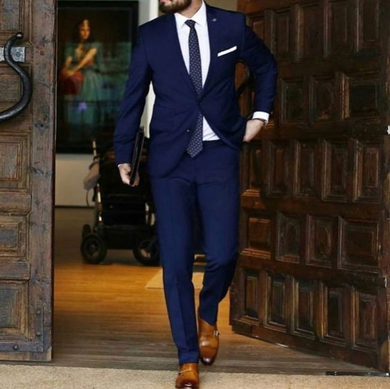 perfect mens suit