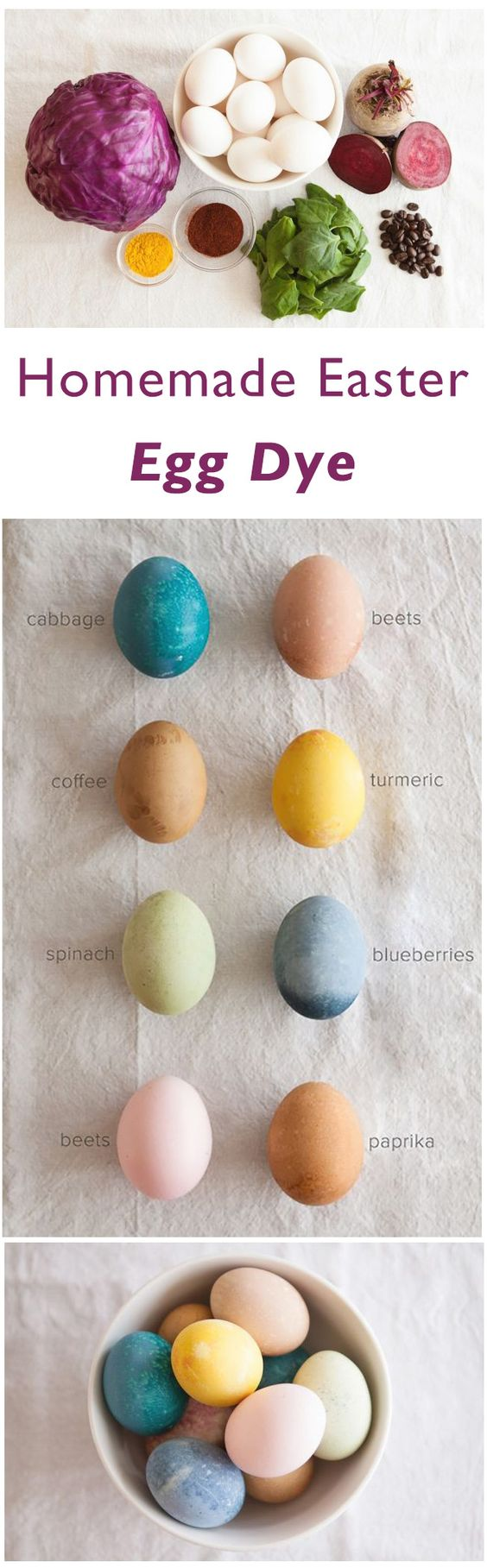 Homemade Easter Egg Dye You Don 39 T Need To Buy Any Easter