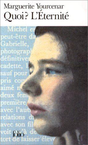 Marguerite Yourcenar: