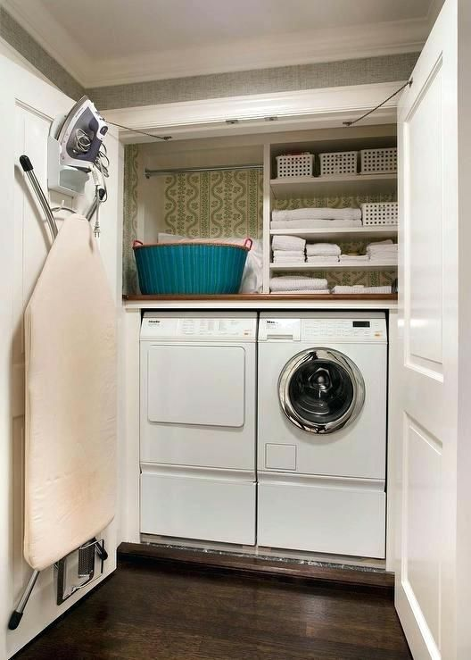 Master Bedroom Walk In Closet With Washer Dryer Google Search Laundry Room Closet Perfect Laundry Room Laundry Room Design