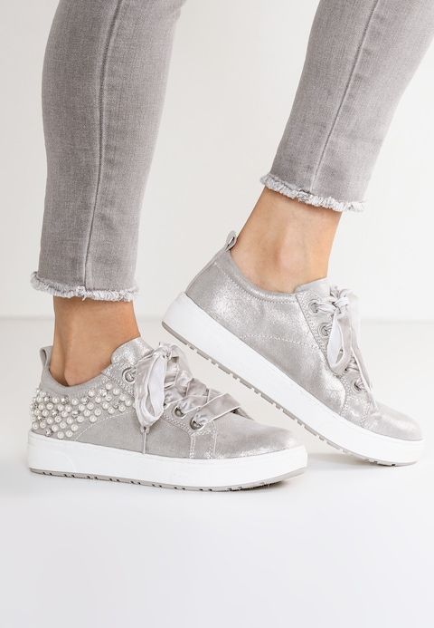 Marco Tozzi Sneaker low - silver