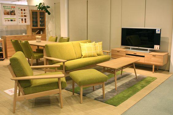 カリモク家具 ショールーム イメージ