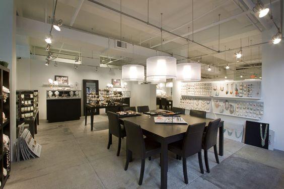 industrial office design. industrial interior design commercial designer office showroom miscellanea pinterest