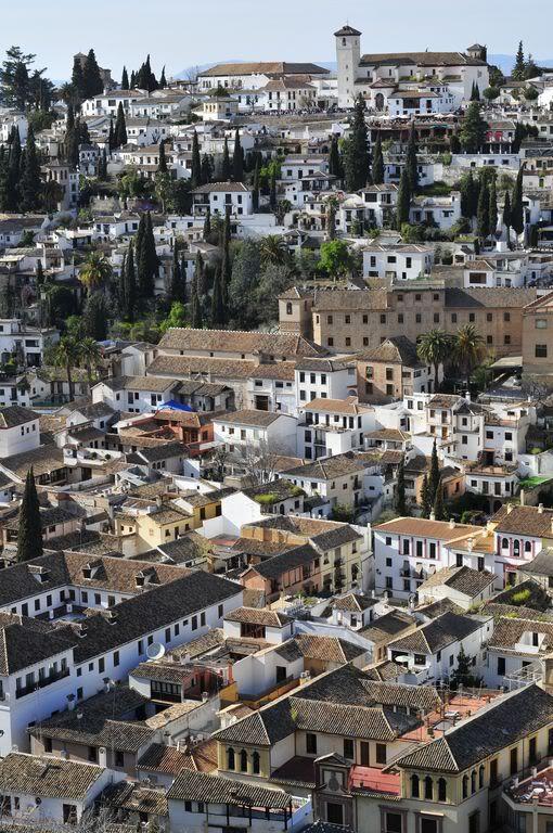Granada  Spain: