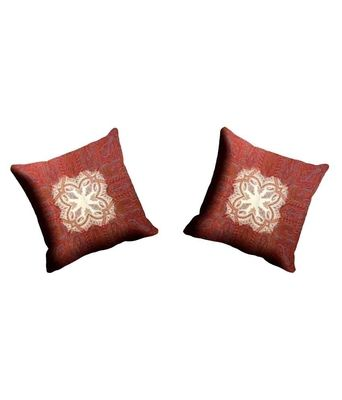Mesleep Traditional Red Cushion Cover Cushion Covers