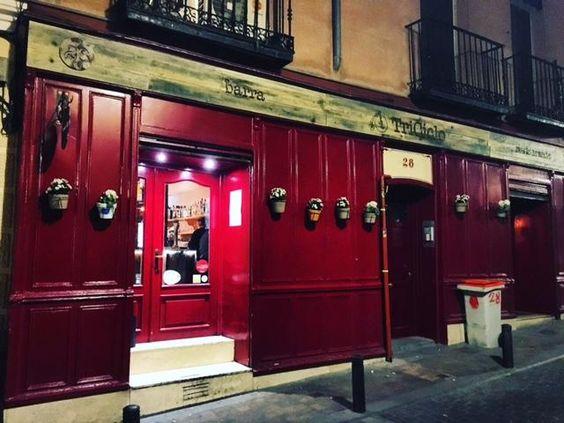 TriCiclo – Comer bem em Madrid