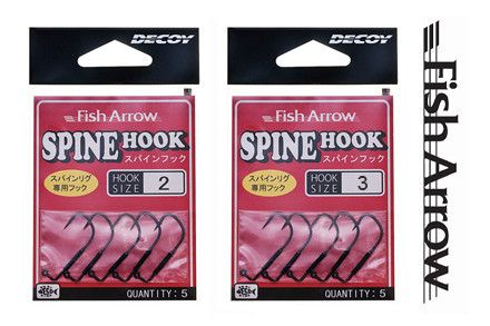 Fish Arrow Spine Hook   Terminal Tackle by Fish Arrow   Import Tackle - Import Tackle   Online Fishing Tackle Store