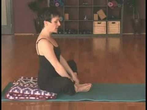 Third Trimester Prenatal Yoga : 3rd Trimester Prenatal Yoga: Cobblers Pose