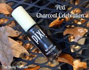 Pixi Charcoal Celebration