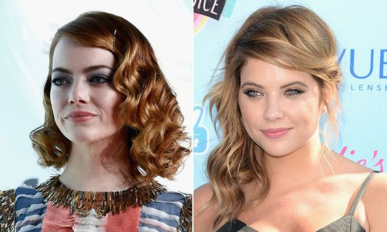 Inspire-se nas famosas: penteados para cabelos com corte médio