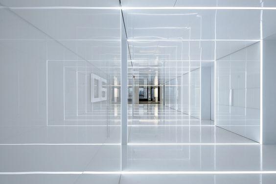Escritórios de Vidro SOHO China / AIM Architecture © Jerry Yin