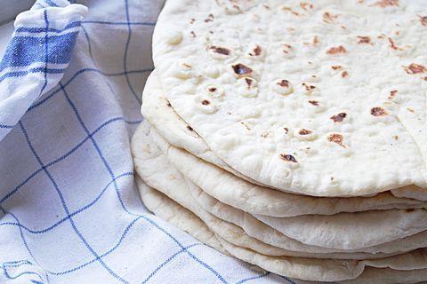 Mjuka Tortillabrod Fridas Bakblogg Recept Raw Food Mat Och Recept