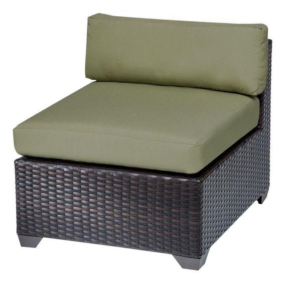 Brenda Armless Sofa