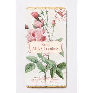 Rose Milk Chocolate