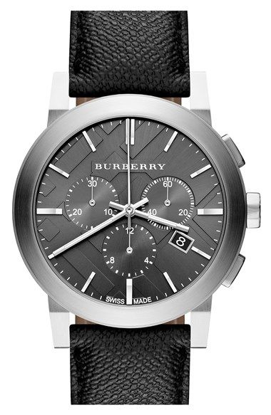 • the world s catalog of ideas burberry silver watch beat man check strap 995 uah ❤ liked on polyvore featuring men s fashion men s jewelry men s watches jewelry watches
