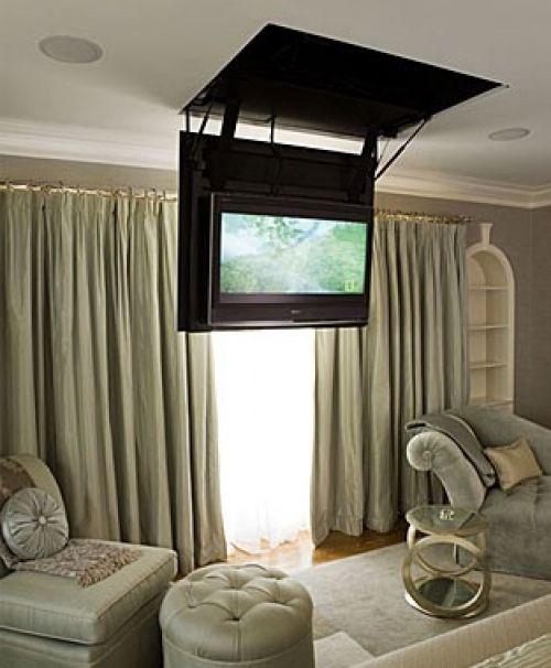 La solucion a mi pregunta: ¿Dónde pongo la tele en la sala?
