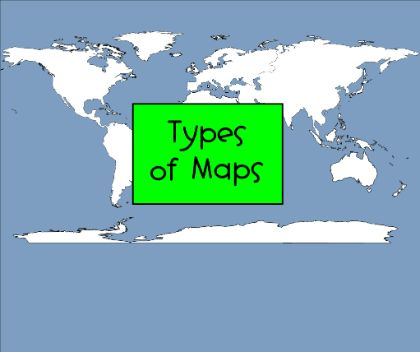 Resultado de imagen de types of maps game social science