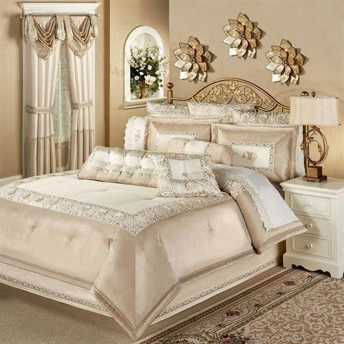 Italien Meubles Classique Italienne Meubles Chambre Italienne Ensembles Italienne Chambreglamourous Luxurious Bedrooms Bed Linens Luxury Bed Comforters