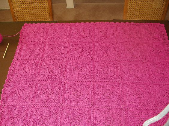 If I ever get inspired to do granny squares...