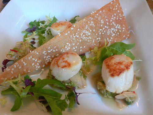 The Mason's arms at Knowstone, Devon – Michelin stars all round #Devon #restaurant