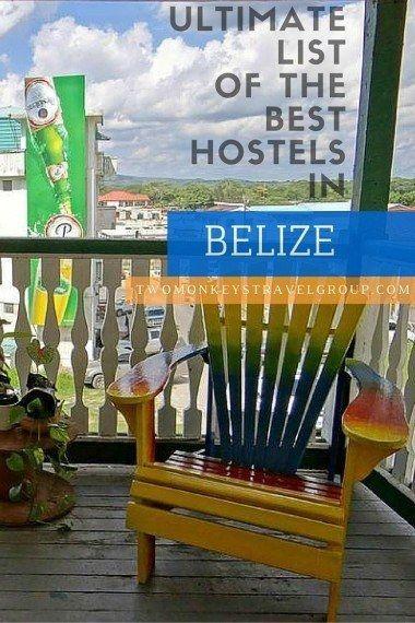Ultimate List of The Best Hostels in Belize