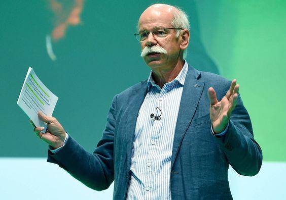 Daimler baut Konzern für die Digitalisierung um
