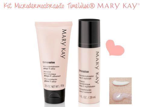 Kit Microdermoabrasao Timewise Mary Kay Em 2020 Mary Kay Kit