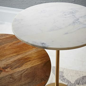Maisie Side Tables #westelm