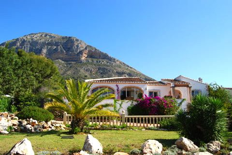4 Bed Villa for sale on the Montgo.