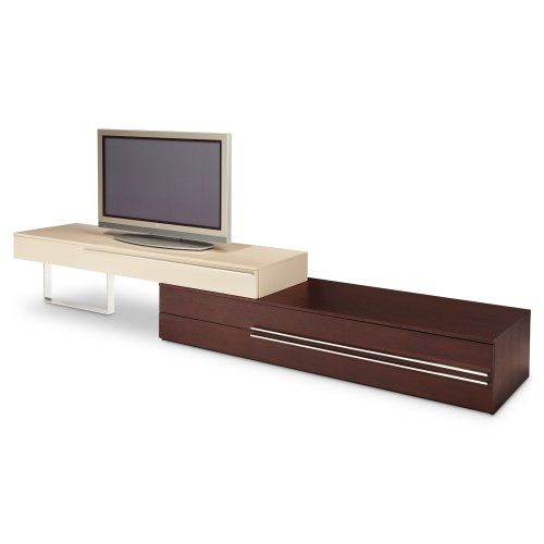 Cool TV stand.