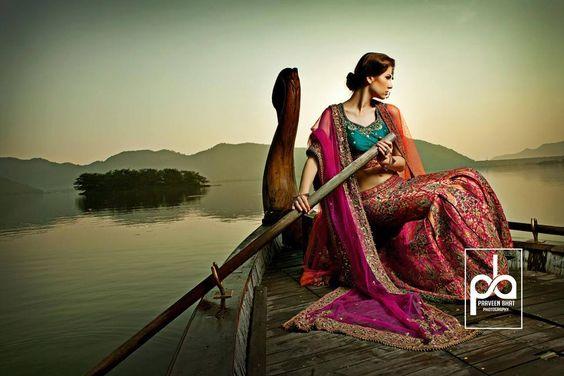 Janhavi Gupta by PRAVEEN BHAT PHOTOGRAPHY