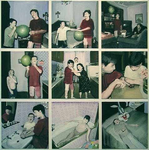 """""""juegos de niños"""" Enrique Marty"""